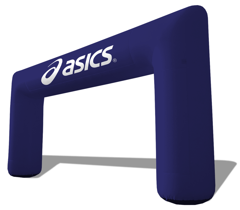 inflatable arch, inflatable arches, inflatable arc, inflatable gate, inflatable gates, event arch, promotional arch, inflatable promotional products - Inventini