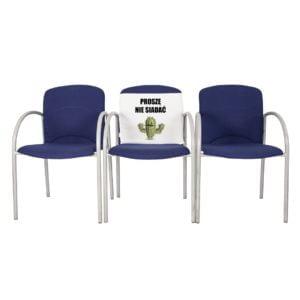 Znacznik Na Krzesło