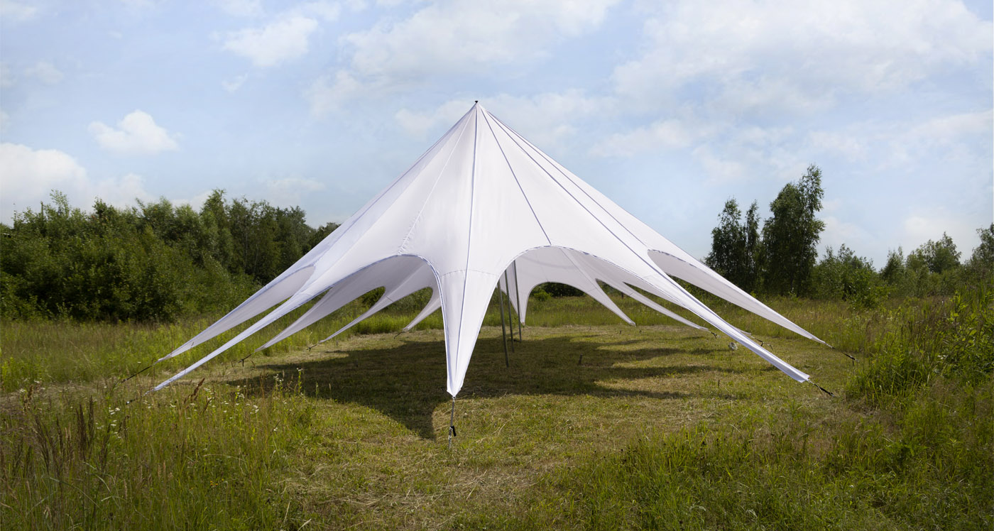 Jaki materiał na namiot wybrać?