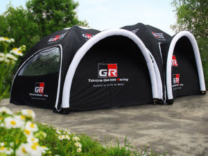 Namiot Reklamowy Pascal