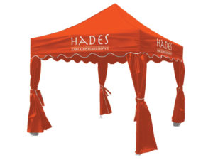 Namiot pogrzebowy Hades