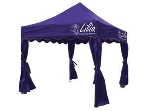 Namiot Pogrzebowy Lilia